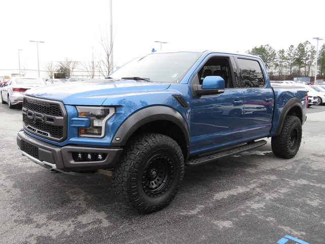 Pre-Owned 2019 Ford F-150 Raptor