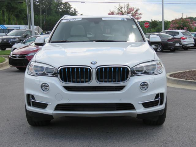 Certified Pre-Owned 2017 BMW X5 xDrive40e iPerformance