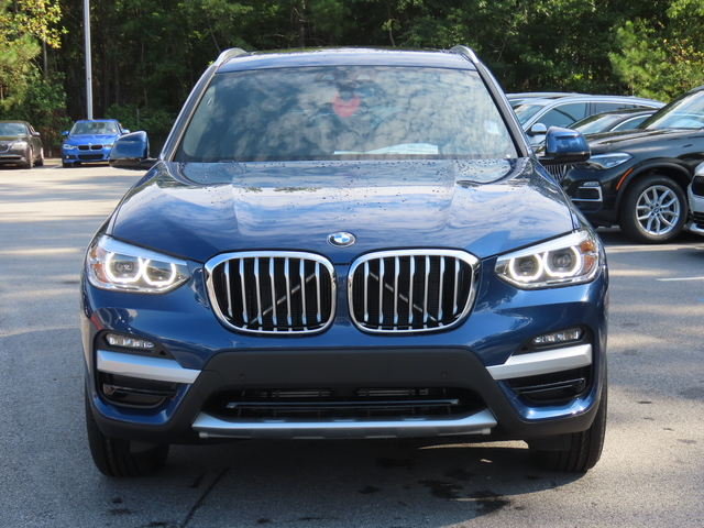 New 2020 BMW X3 SDRIVE30I