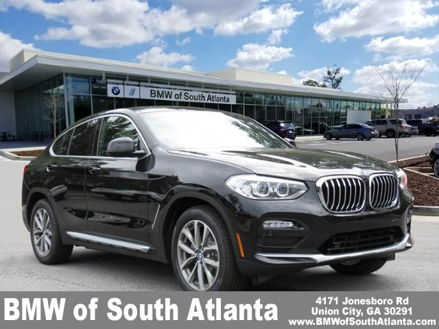 New 2019 Bmw X4 Xdrive30i With Navigation Awd