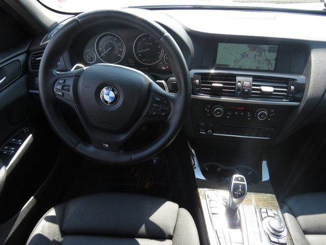 Pre-Owned 2013 BMW X3 xDrive35i