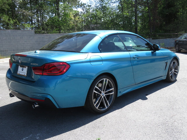 Certified Pre-Owned 2018 BMW 4 Series 440i