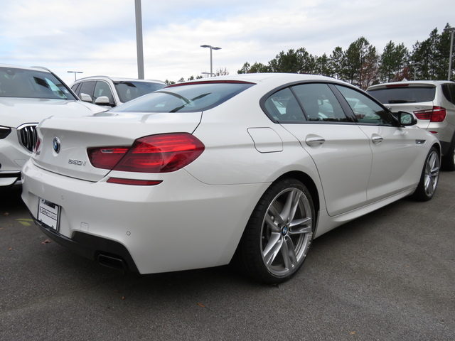 Pre-Owned 2017 BMW 6 Series 650i