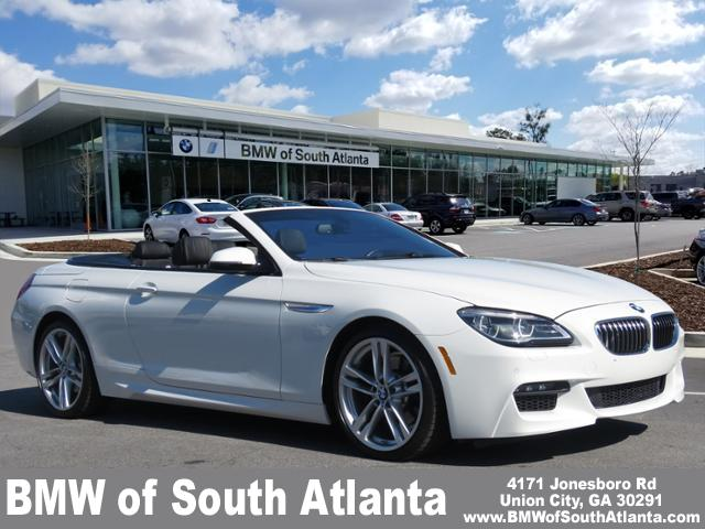 2017 BMW 6 Series >> Pre Owned 2017 Bmw 6 Series 640i Rear Wheel Drive 640i Convertible