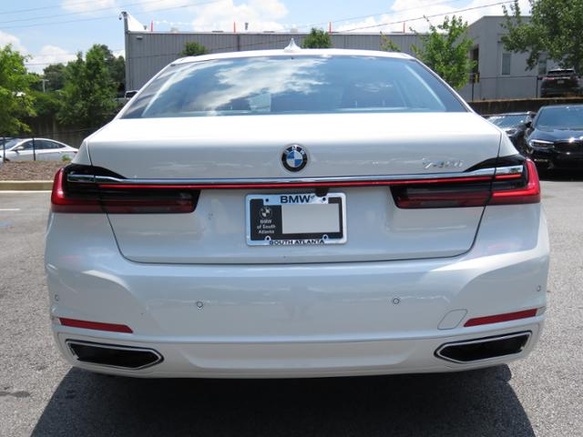 New 2020 Bmw 7 Series 740i With Navigation