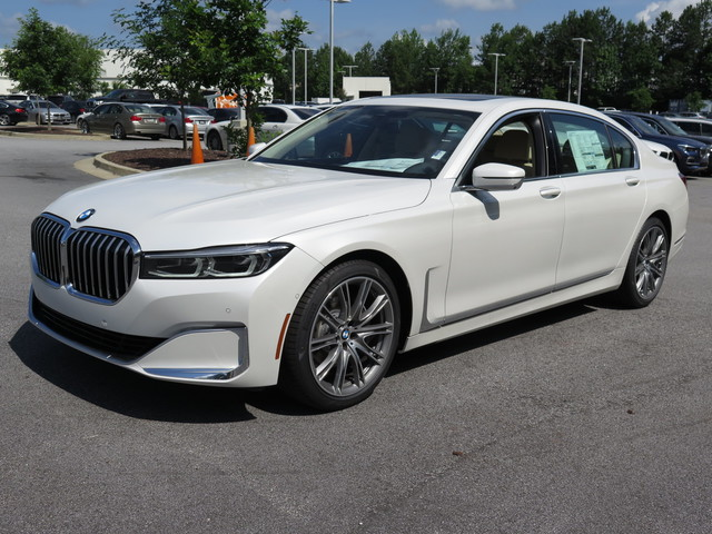 new 2021 bmw 7 series 740i sedan in union city b12215