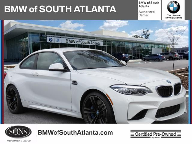 Certified Pre-Owned 2018 BMW M2
