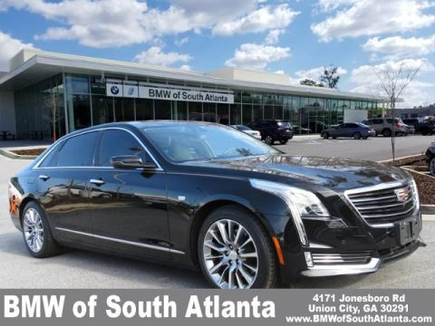 Pre-Owned 2016 Cadillac CT6 Premium Luxury AWD