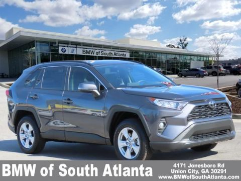 Pre-Owned 2020 Toyota RAV4 XLE